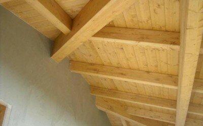 Ampliamento in legno ad Alife loc. San Michele -CE13