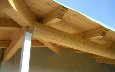 Ampliamento in legno ad Alife loc. San Michele -CE2