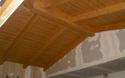 Ampliamento in legno ad Alife loc. San Michele -CE4