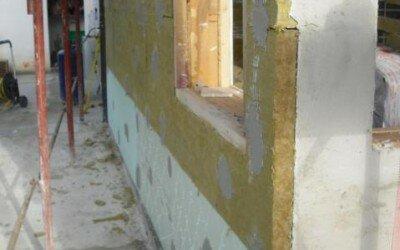 Ampliamento in legno ad Alife loc. San Michele -CE5