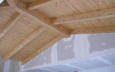Ampliamento in legno ad Alife loc. San Michele -CE8