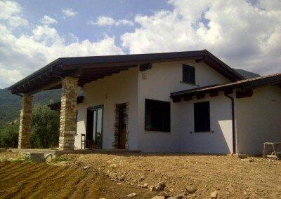 Maison de 120 mètres carrés – Alife Italie