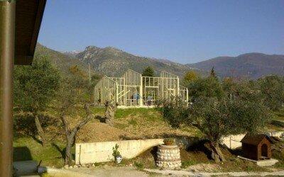 Casa di 120 mq in Alife -CE-14