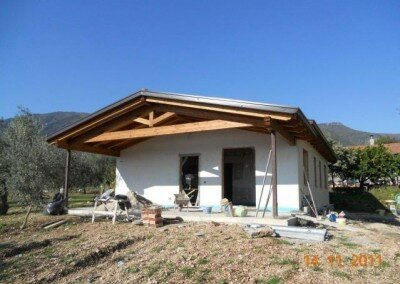 Maison de 100 mètres carrés – Alife Italie