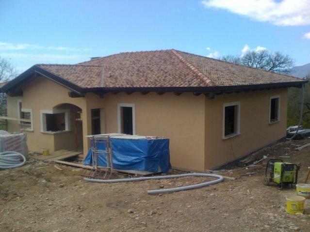Maison en bois – Moio della Civitella Italie