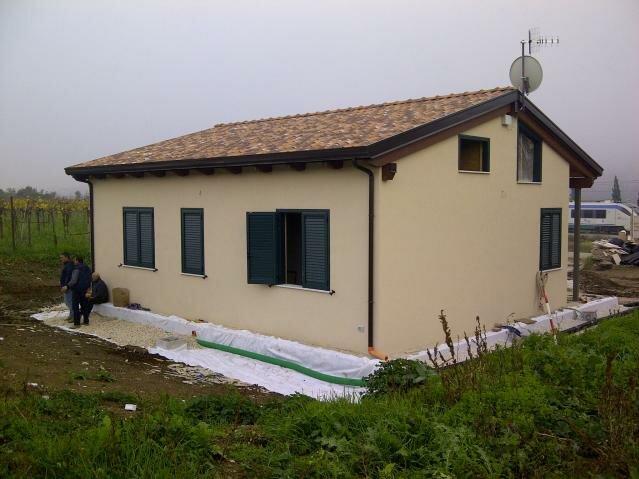 Casa in legno – Ponte (BN)