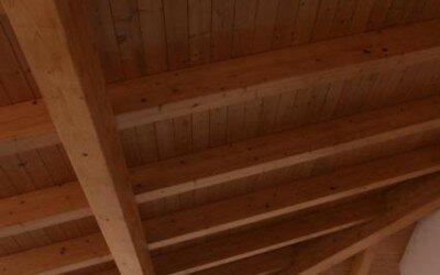 Casa in legno Baia e Latina -CE10