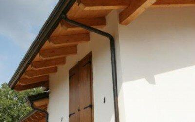 Casa in legno Baia e Latina -CE12