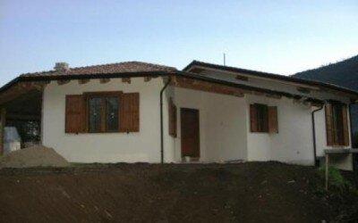 Casa in legno Baia e Latina -CE13