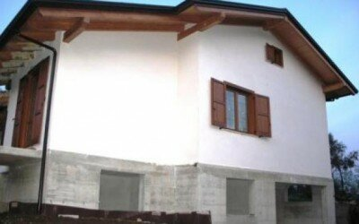 Casa in legno Baia e Latina -CE16