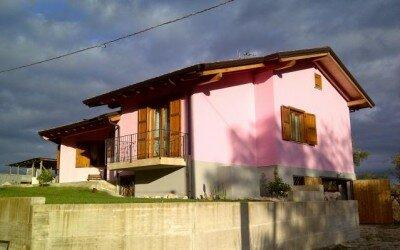 Casa in legno Baia e Latina -CE4