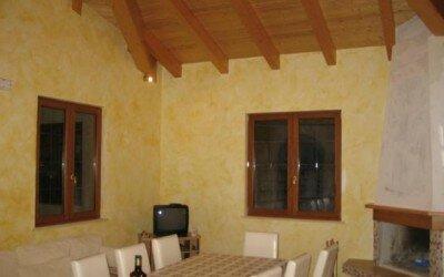Casa in legno Baia e Latina -CE5