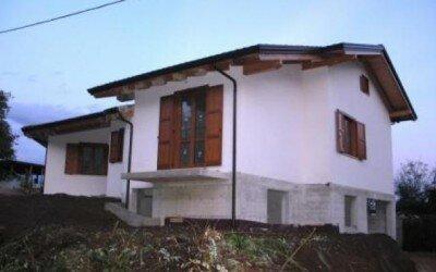 Casa in legno Baia e Latina -CE6