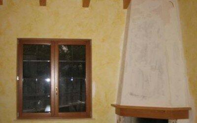 Casa in legno Baia e Latina -CE9