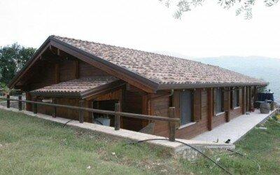 Casa in legno Capriati al Volturno -CE3