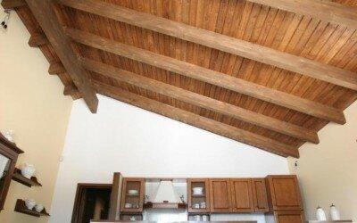 Casa in legno Capriati al Volturno -CE5