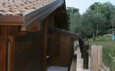 Casa in legno Capriati al Volturno -CE8