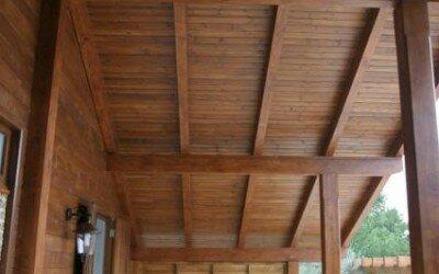 Casa in legno Capriati al Volturno -CE9