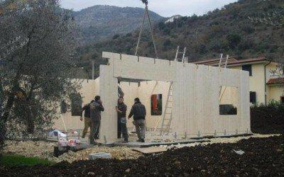 Casa in legno Monteroduni -IS- da 110 mq1