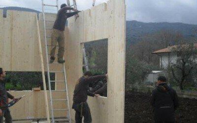 Casa in legno Monteroduni -IS- da 110 mq16