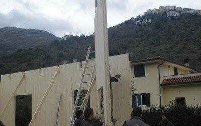 Casa in legno Monteroduni -IS- da 110 mq17