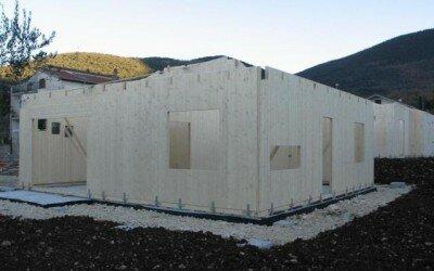 Casa in legno Monteroduni -IS- da 110 mq23