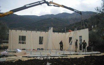 Casa in legno Monteroduni -IS- da 110 mq26