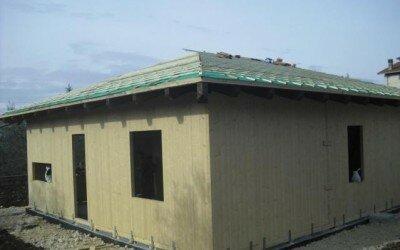 Casa in legno Monteroduni -IS- da 110 mq7