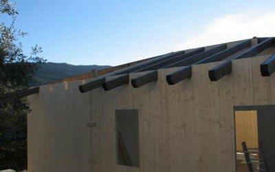Casa in legno Monteroduni -IS- da 110 mq8