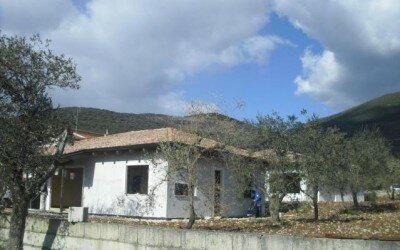Casa in legno Monteroduni -IS- da 110 mq9