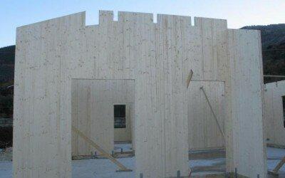 Casa in legno Monteroduni -IS- da 160 mq11