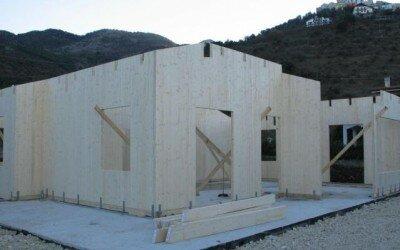 Casa in legno Monteroduni -IS- da 160 mq13