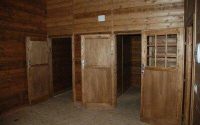 Chalet in legno per Disabili Bocca della selva -CE2