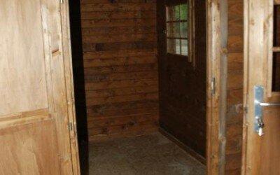 Chalet in legno per Disabili Bocca della selva -CE3