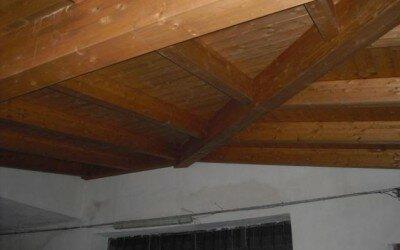 Mansarda in legno Baia e Latina -CE1
