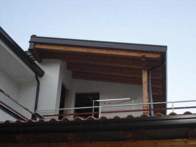 Combles en bois – Baia e Latina Italie