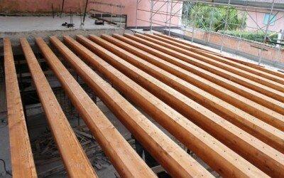 Ristrutturazione con struttura in legno centro storico a Piedimonte Matese4