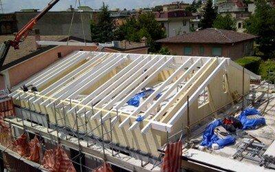 Ristrutturazione con struttura in legno centro storico a Piedimonte Matese6