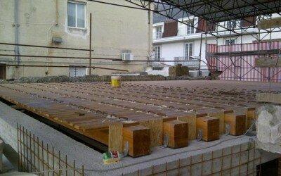 Ristrutturazione con struttura in legno centro storico a Piedimonte Matese9