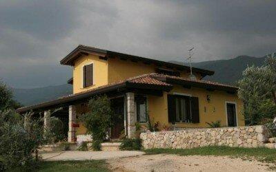 Villa in legno San Potito Sannitico 2 CE1