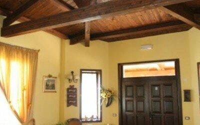 Villa in legno San Potito Sannitico 2 CE2