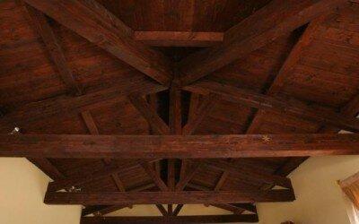 Villa in legno San Potito Sannitico 2 CE6