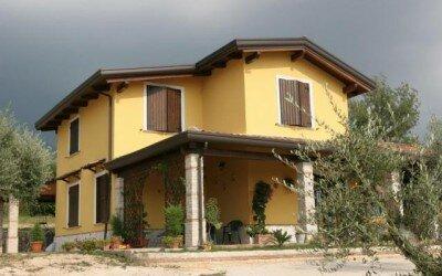 Villa in legno San Potito Sannitico 2 CE7
