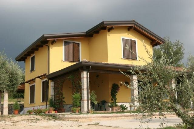 Villa en bois – San Potito Sannitico Italie