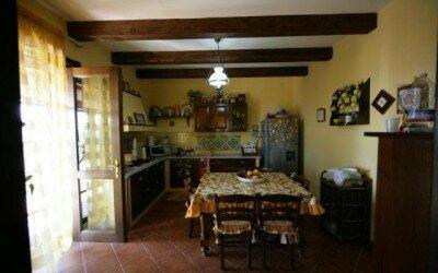 Villa in legno San Potito Sannitico 2 CE9