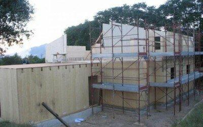 casa in legno San Potito Sannitico CE10