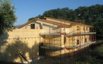 casa in legno San Potito Sannitico CE11