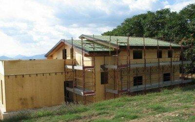 casa in legno San Potito Sannitico CE12