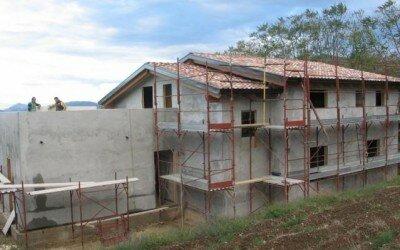 casa in legno San Potito Sannitico CE13