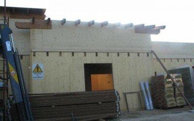 casa in legno San Potito Sannitico CE14